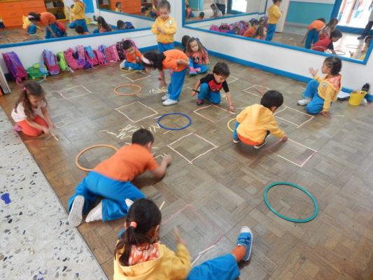 Proyecto educativo Pelusa